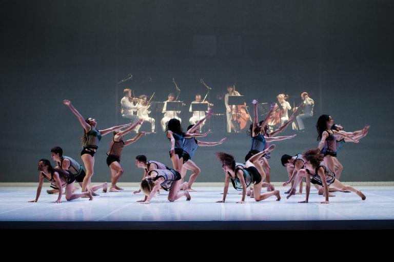 Shaker Loops - Octobre 2014 - CCN Ballet de Lorraine - Nancy